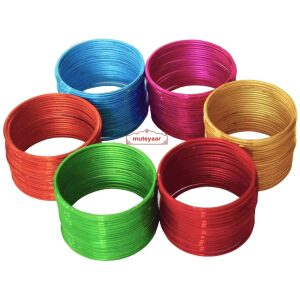 Plain Bangles – all colours & sizes available
